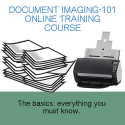 document imaging training eBook