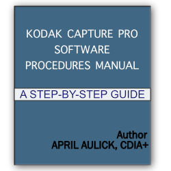 Step by step guide to setting up jobs in Kodak Capture Pro | The ECM