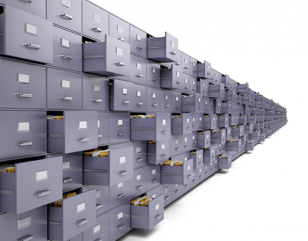 Scan Back-file records