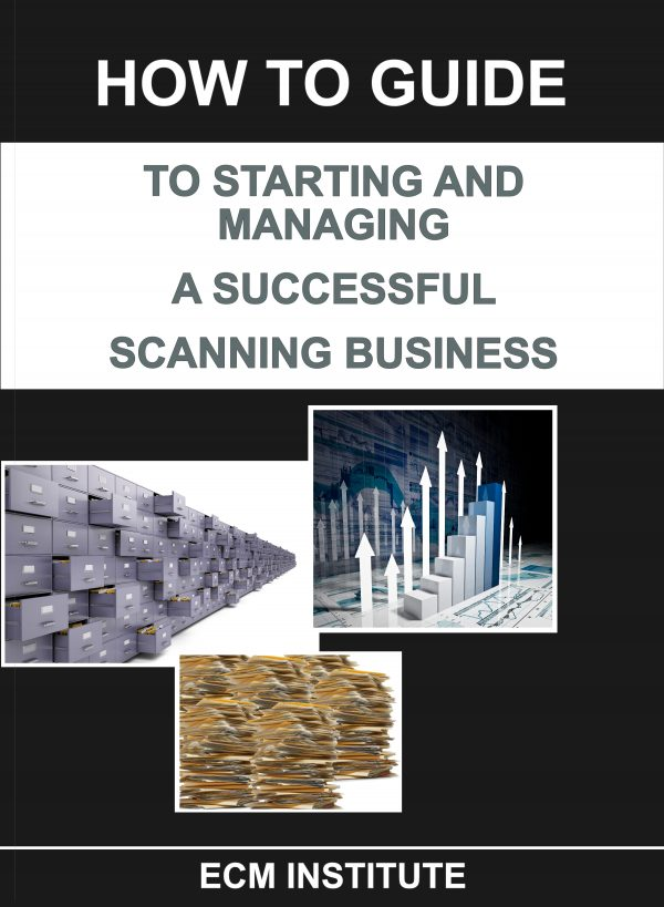 How to Guide to Starting a Scanning Business